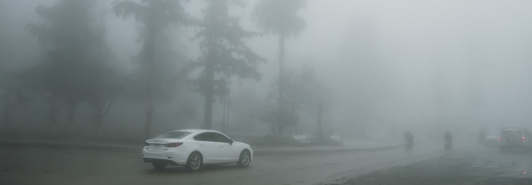 Safety Tips for Driving in Foggy Weather