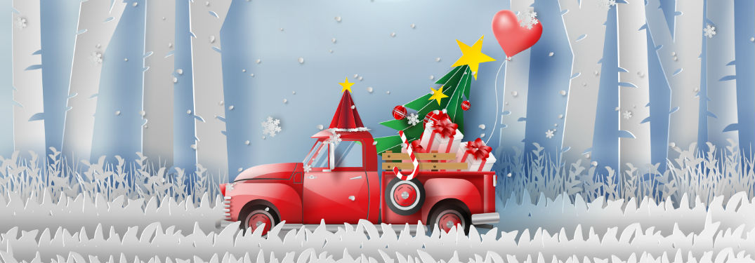 Get Your Christmas Tree Home Safely Using a Used Car, Truck or SUV from Auto Simple in Chattanooga TN and These Helpful Tips