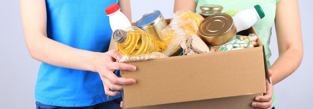 How Can I Donate to the Chattanooga Area Food Bank on Curtain Pole Road in Chattanooga TN?