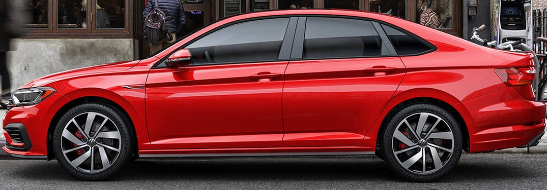 How fuel-efficient is the Jetta GLI?