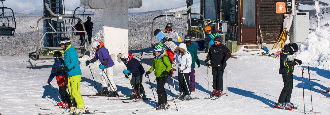 What ski resorts are a short drive from Philly?