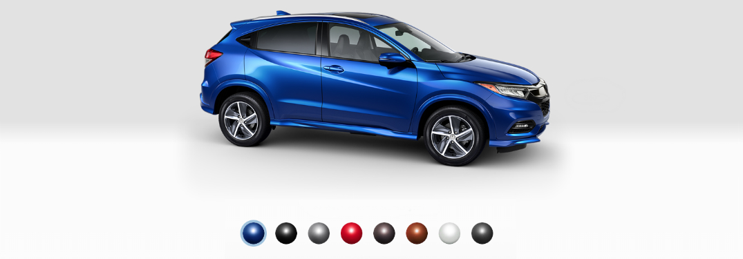 Choose the Right Paint Hue on the HR-V for Your Personal Style