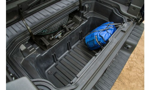2019 Honda Ridgeline in-bed trunk