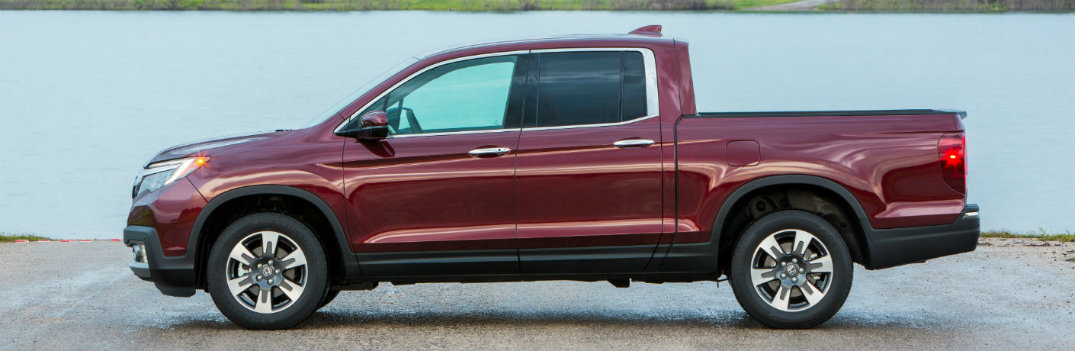 What's New in the 2019 Honda Ridgeline Truck Bed?