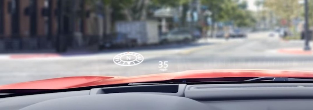What can you do with the Honda Head-Up Display?