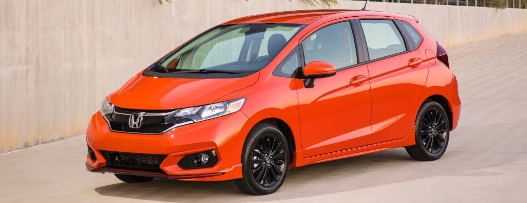 2020 Honda Fit Overview