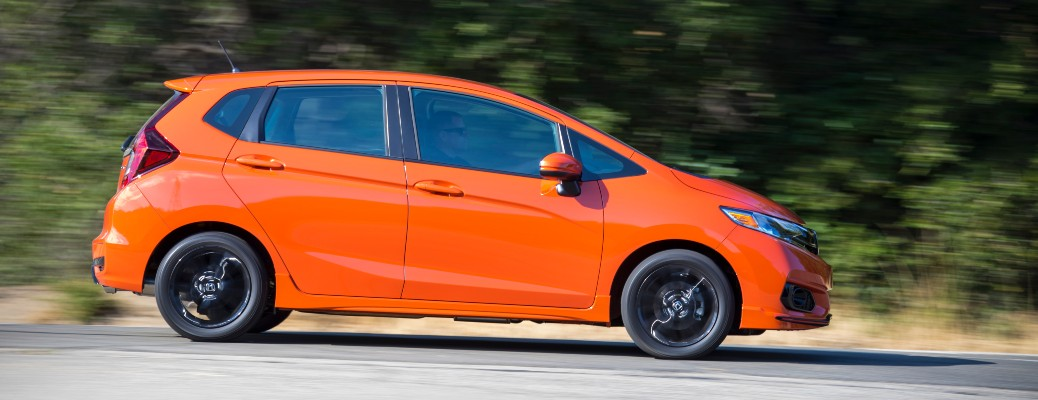 28+ Orange Honda Fit