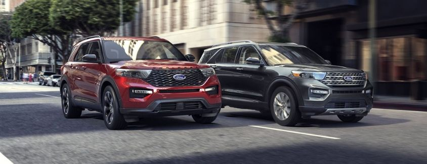 How Many Engine Options are Available on the 2020 Ford Explorer?