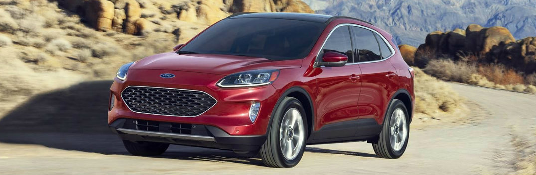 What's New in the 2020 Ford Escape?