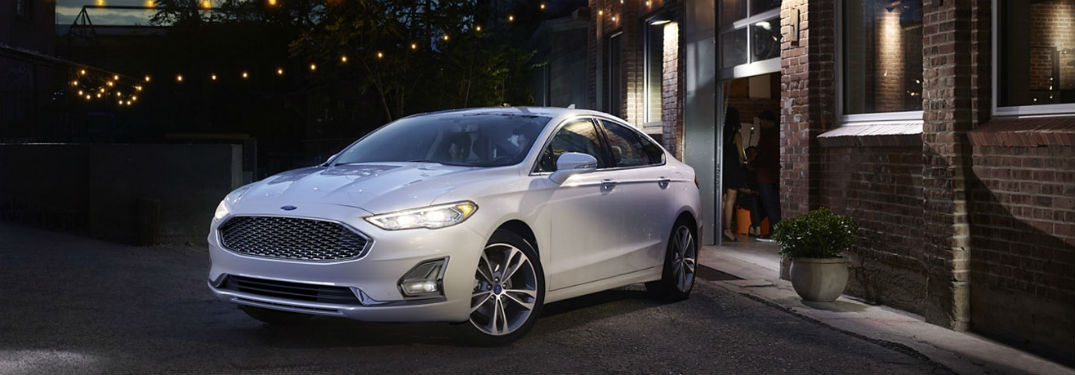What Design Features Will You Find in the 2020 Ford Fusion?