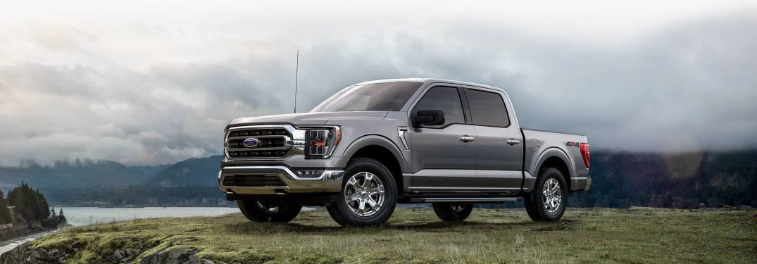 The 2021 Ford F-150 Offers Five Engine Options and an All-New Hybrid Powertrain