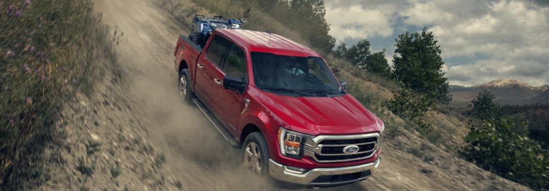 What Safety Features are Available for the 2021 Ford F-150?