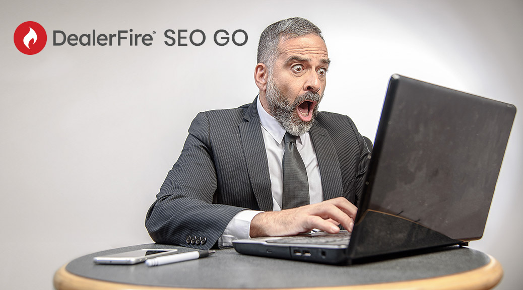 DealerFire SEO GO - Dealer website audits