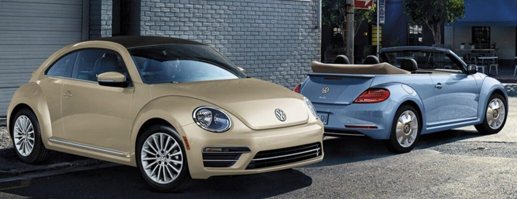 What are the technology features in the 2019 Volkswagen