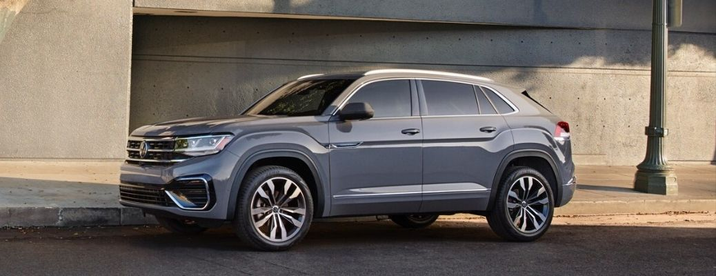 What Exterior Color Options Are Available for the 2020 Volkswagen Atlas Cross Sport?