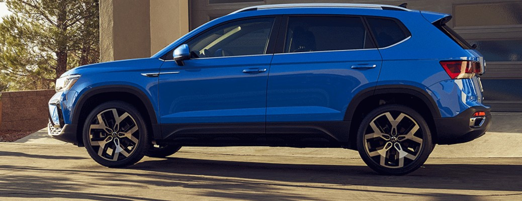 What Features are Available on the 2022 Volkswagen Taos?