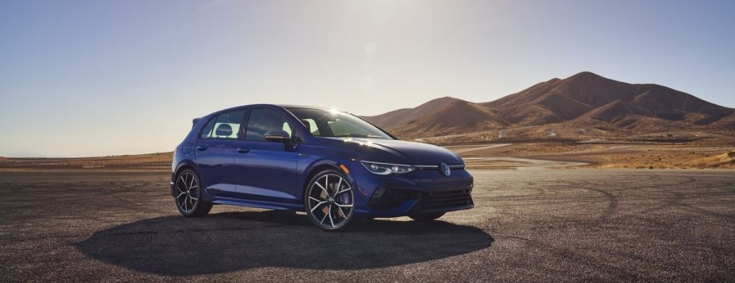 Get ready for the All-New 2022 Volkswagen Golf R performance hatchback