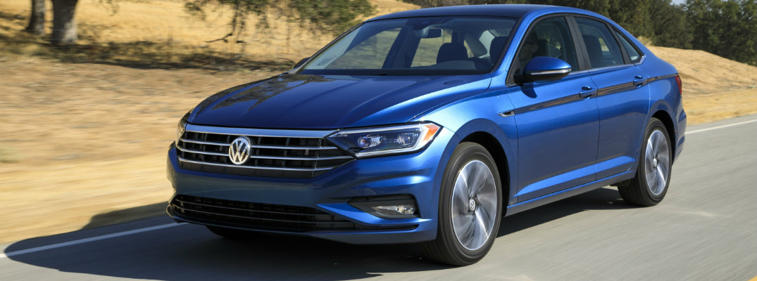 How far can you travel with the 2019 Volkswagen Jetta?