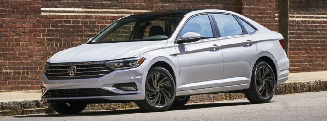 What are your exterior color options for the 2019 VW Jetta?