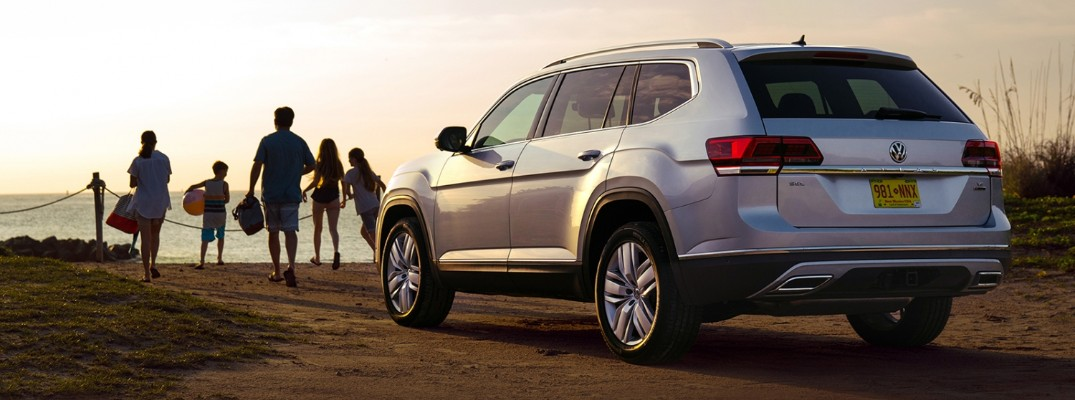 The VW Atlas is one of America's best family cars!