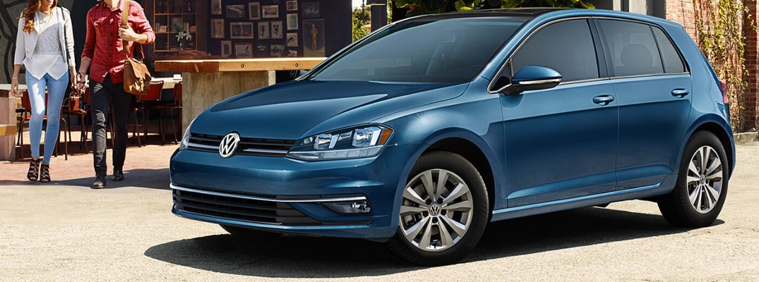 How far can you go in the 2019 Volkswagen Golf?