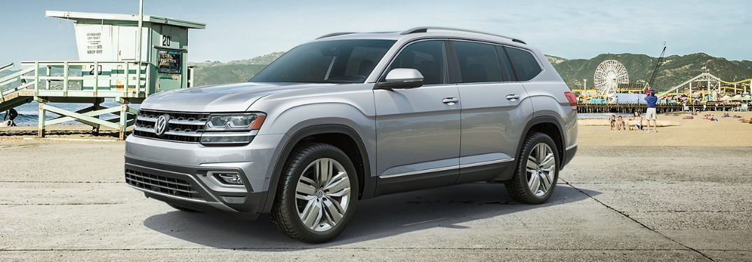 Fun and Convenient Technology Features in the 2019 Volkswagen Atlas