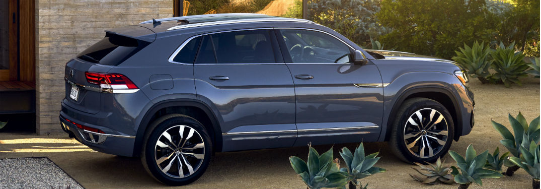 See Now: Pictures of the All-New 2020 Volkswagen Atlas Cross Sport