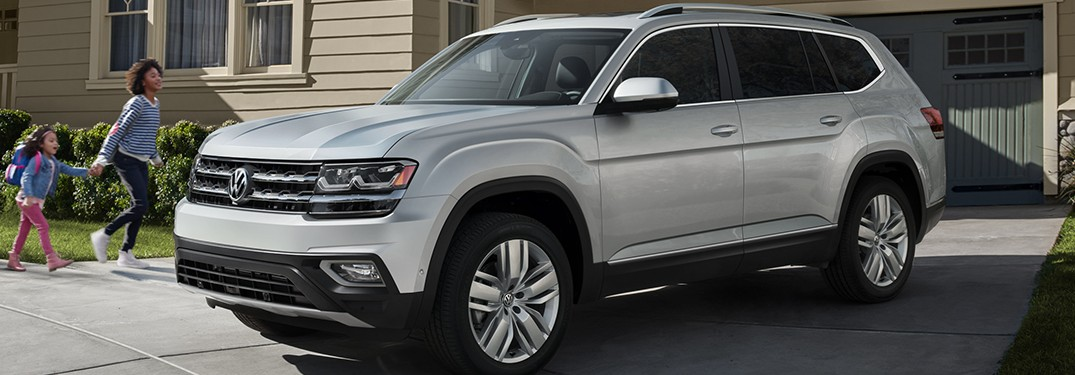 How Powerful and Spacious is the 2020 Volkswagen Atlas Lineup at Boucher VW of Franklin near Milwaukee WI?
