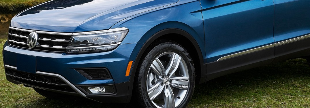 What Exterior Color Will You Choose for Your 2020 Volkswagen Tiguan from Boucher VW of Franklin near Milwaukee WI?