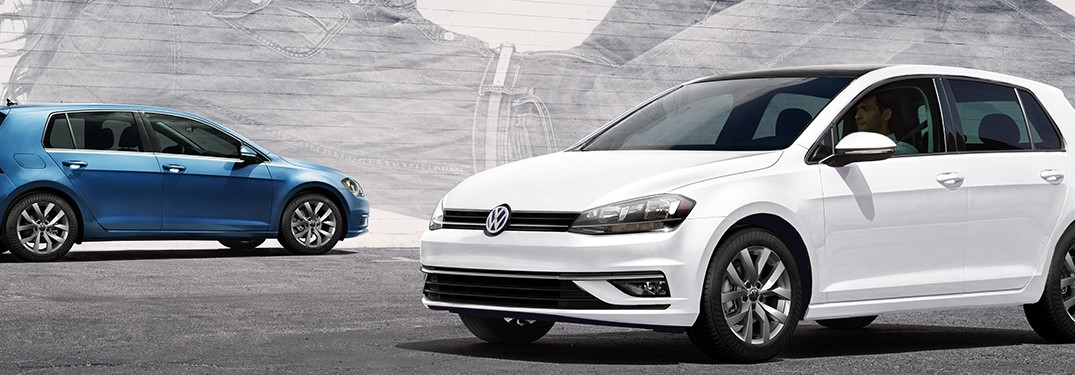 2020 Volkswagen Golf Offers Perfect Combination of Power and Space at Boucher VW of Franklin near Milwaukee WI