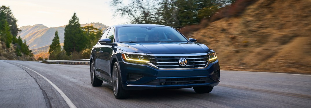How Many Exterior Color Options are There to Choose From When Picking Out a 2020 Volkswagen Passat at Boucher VW of Franklin near Milwaukee WI?