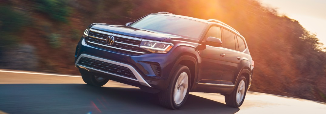 Volkswagen Announces Starting Prices for the Eight 2021 VW Atlas Trim Levels Coming to Boucher VW of Franklin near Milwaukee WI