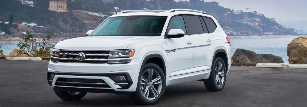 2020 Volkswagen Atlas Earns a Spot on the PARENTS Magazine 20 Best Family Cars of 2020