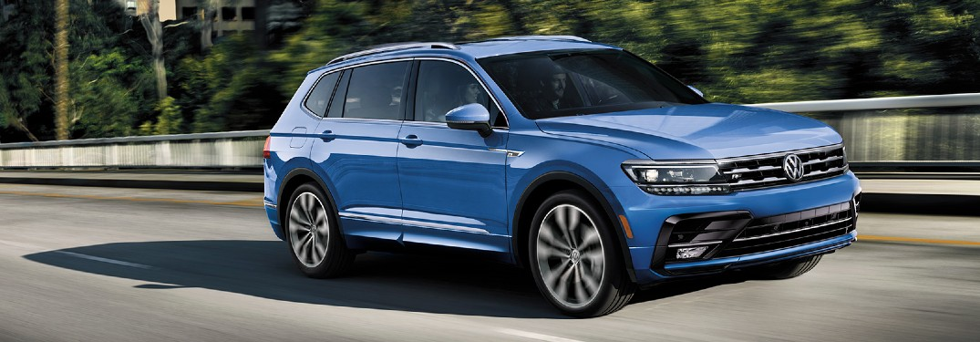 What are the 5 Coolest Things About the 2020 Volkswagen Tiguan at Boucher VW of Franklin near Milwaukee WI?