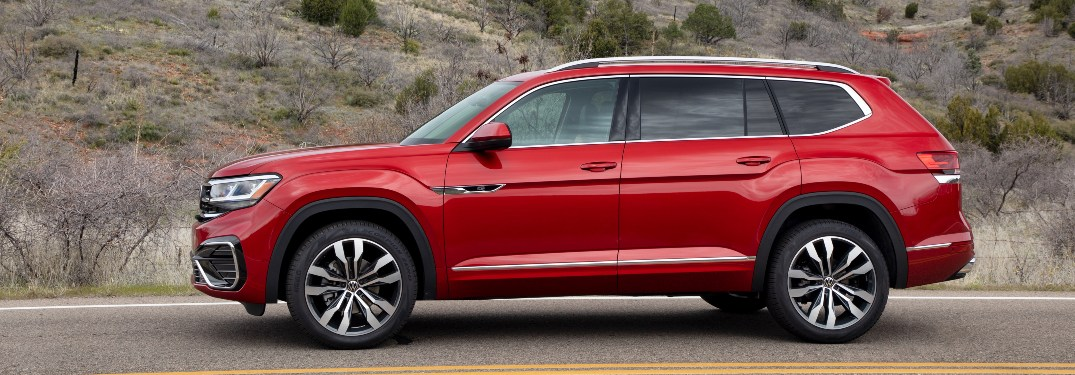 What Exterior Color Options Can You Choose From When Picking Out a 2021 Volkswagen Atlas at Boucher VW of Franklin near Milwaukee WI?