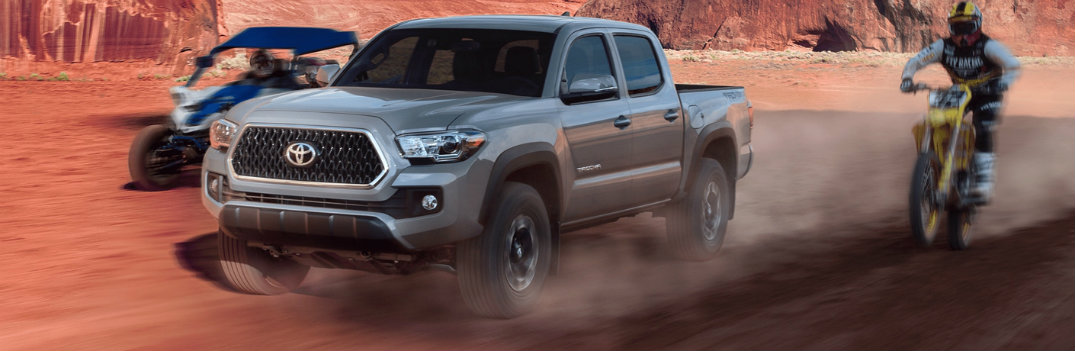 How Advanced is the 2020 Toyota Tacoma?
