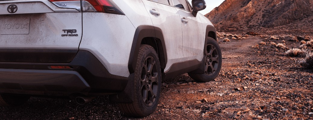 2020 Toyota RAV4 TRD Off-Road Edition and how it sticks out from the pack