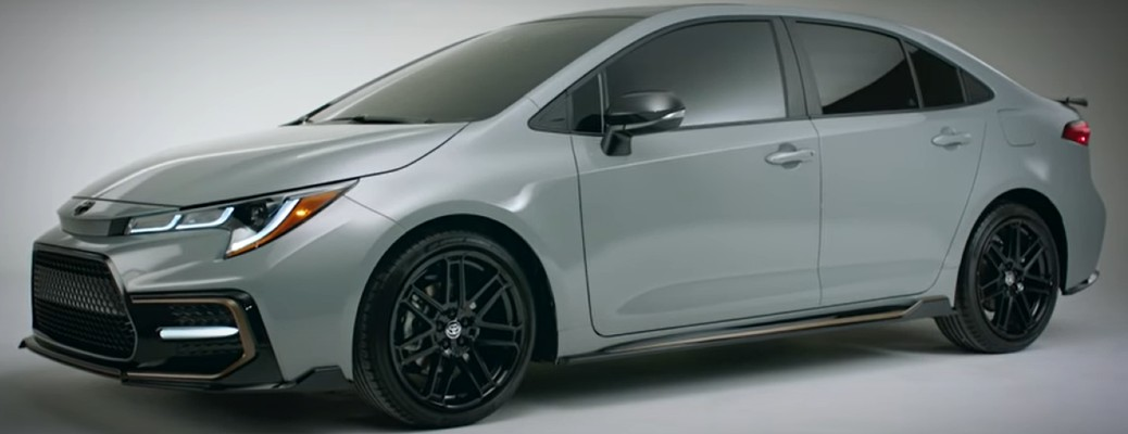 What is the 2021 Toyota Corolla Apex Edition?