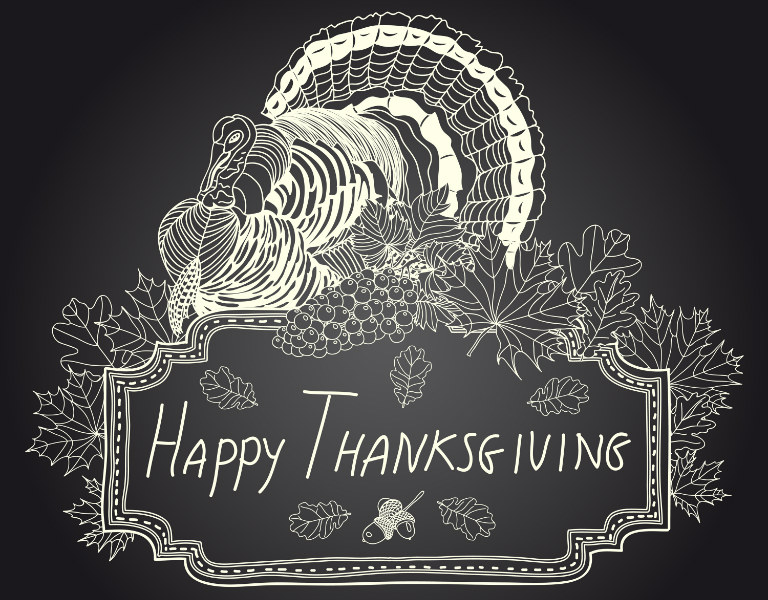 happy thanksgiving to all of Palm Beach
