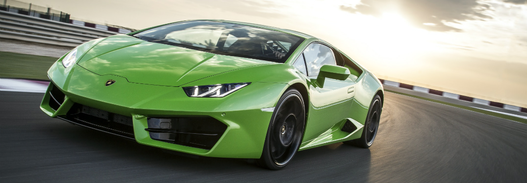 Which Lamborghini Huracan model is right for you?