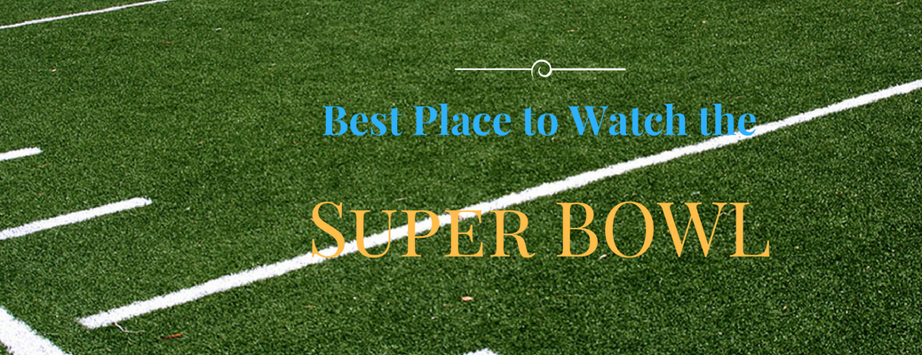 Best Place to Watch the Super Bowl in Palm Beach