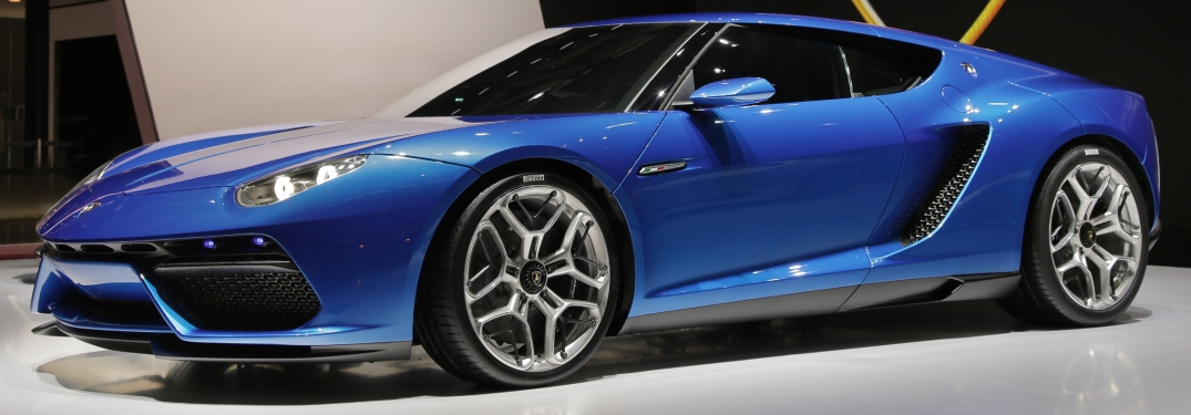 What is the Lamborghini Asterion?