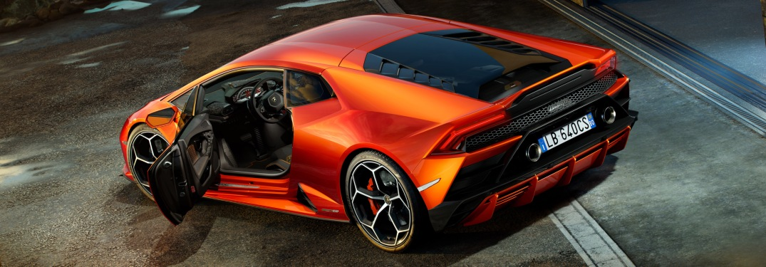 Lamborghini Huracan Horsepower >> Performance Specs For The Lamborghini Huracan Evo