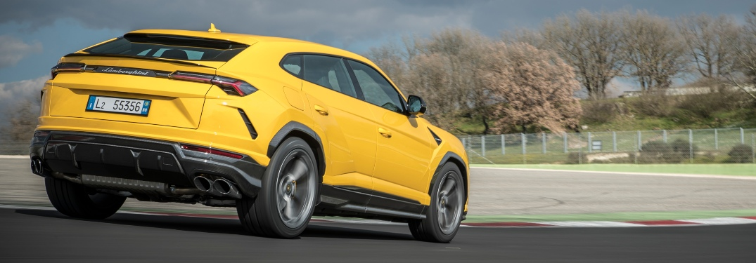 Extra comfort features available on the Urus