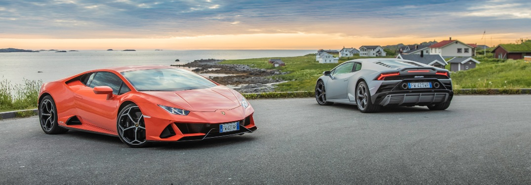 How many Huracan models have been produced?