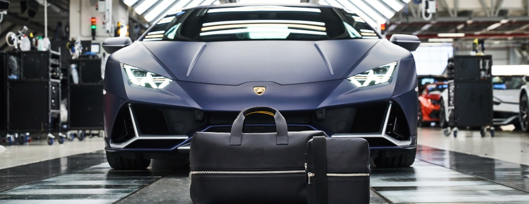 See the all-new Lamborghini travel collection