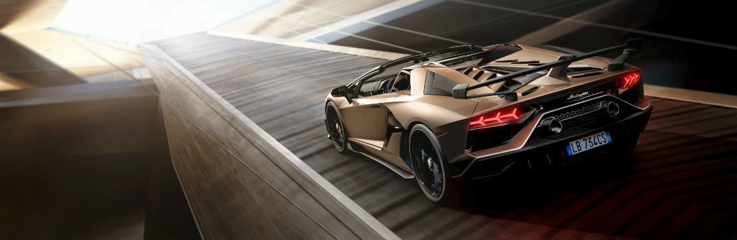 Lamborghini Aventador SVJ Roadster Technical Specifications