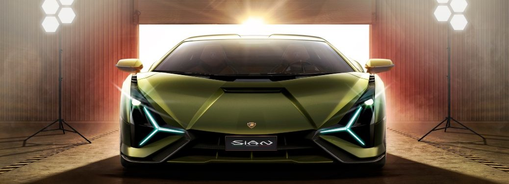 What is the Lamborghini Sián FKP 37?