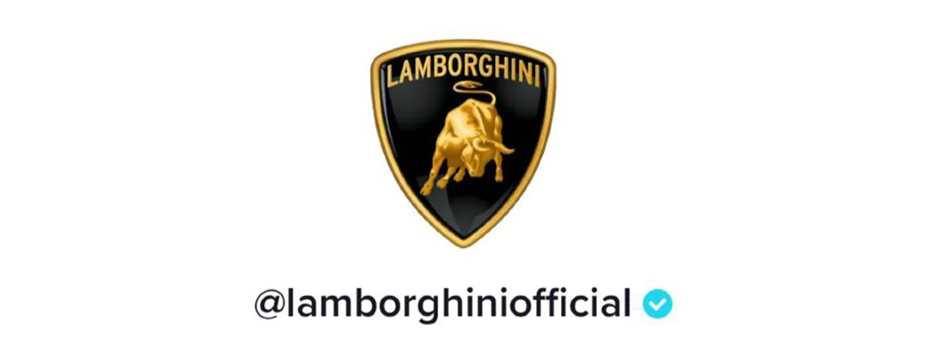 Automobili Lamborghini Becomes First Super Sports Car Manufacturer to Join TikTok