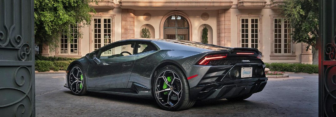Lamborghini and Lady Gaga Join Forces to Help Communities Affected by the Pandemic